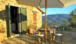 Feriebolig i Toscana